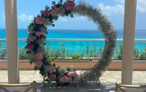 Book a destination wedding.