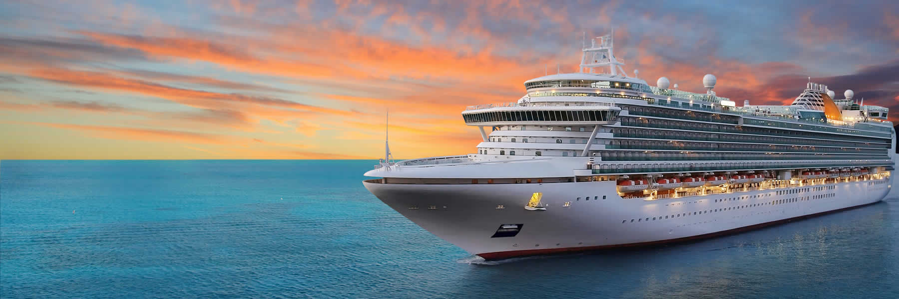 Book your cruise with Mode Travel Agency of Fargo, North Dakota.